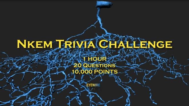 Nkem Trivia Challenge