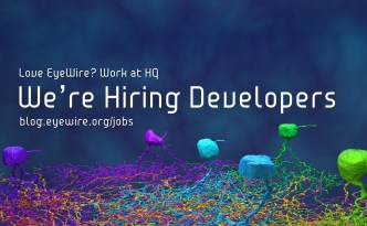 EyeWire Hiring Developers