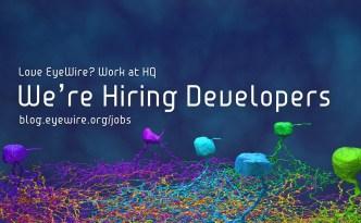 EyeWire Hiring Developers