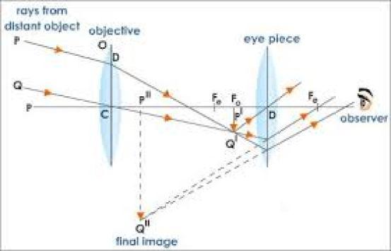 Ray Diagram (tutorvista)