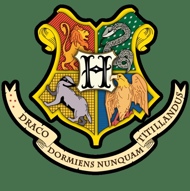 hogwarts coat of arms