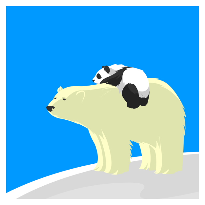Polar Bears Vs Panda Bears A Beary Adorable Competition