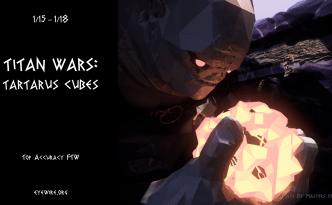 eyewire titan wars tartarus cubes