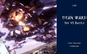 eyewire titan wars promo poster