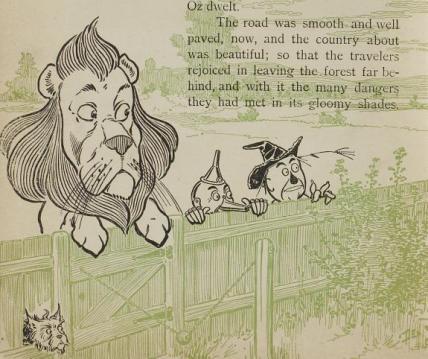 Illustration by W.W. Denslow