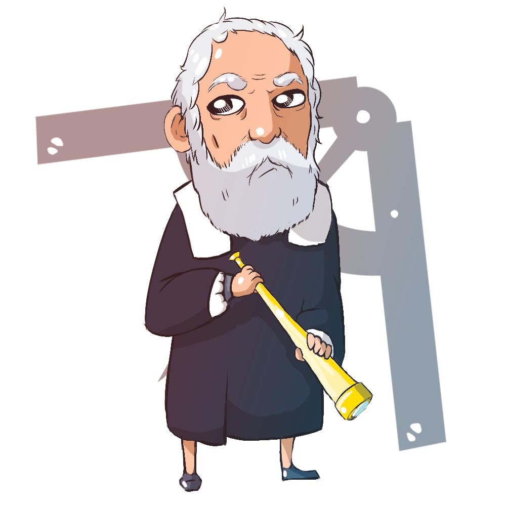 galileo vs Galileo was born in pisa from giulia ammannati (1538–1620) and vincenzo  galilei (1520–1591), a musician, on february 15, 1564 (the same.