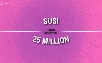 25million, susi, eyewire, points, congrats