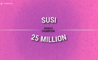 25million, susi, eyewire, points, congrats