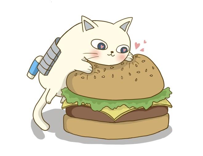Nurro, burger, July, marathon, Eyewire, citizen science