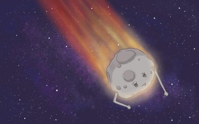 Eyewire, citizen science, asteroid