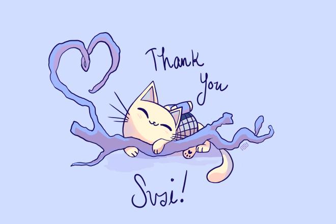 Thank you susi, susi, eyewire, swag, nurro