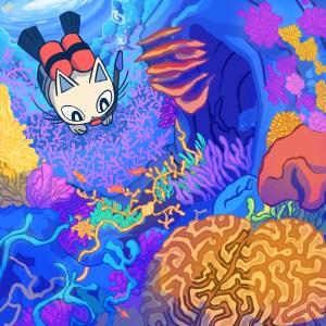 Nurro, Undersea Odyssey, coral reef, Eyewire, citizen science, marine biology
