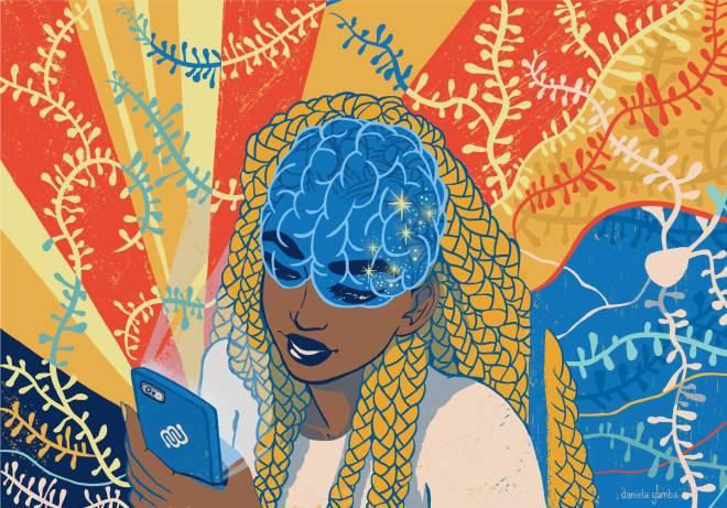 mural, brain art, neuroscience