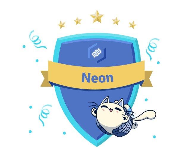 Nurro, Eyewire, citizen science, neon, competition, winner
