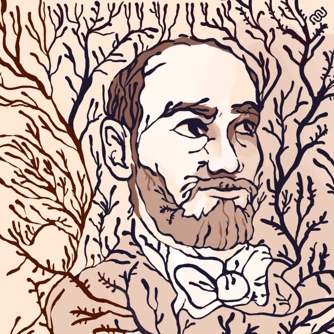 Ramón y Cajal, science, neuroscience, eyewire, neurons