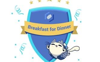 breakfast, dinner, Nurro, Eyewire, citizen science, competition, Daniela Gamba
