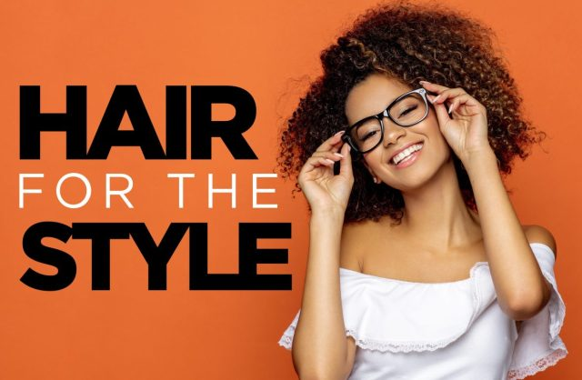 hot hairstyles to go with your glasses - ezontheeyes