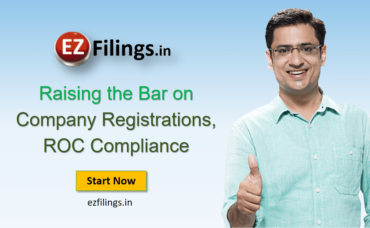 Raising the Bar in ROC Compliance. Company Registrations in India | EZFilings.in
