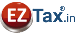 EZTax.in Registered Logo