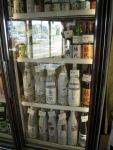 冷蔵庫には秋田の酒