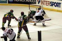 IIHF アイスホッケー世界選手権、初日