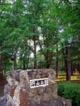円山公園の入り口