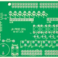 Arduino Shield: Input/Output carte de développement Version 2