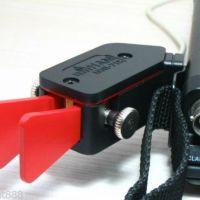 uniHAM UNI-730A: Description photo du manipulateur double contacts