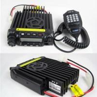 TYT TH9000D: Modifications, sortie des signaux sur DB9