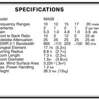 Comparatif mesures MA5B chez F8DSN/F8ASB