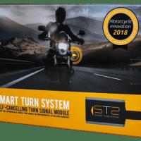 STS: Arrêt automatique clignotant moto