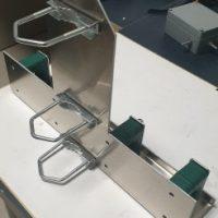 Dipôle rotatif 40m: Les photos de la platine du dipole rotatif
