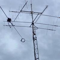 Antenne EFHW 5 bandes et test avec WSPR