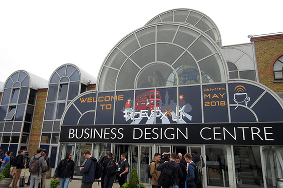 Devoxx UK a eu lieu au Business Design Centre à Londres