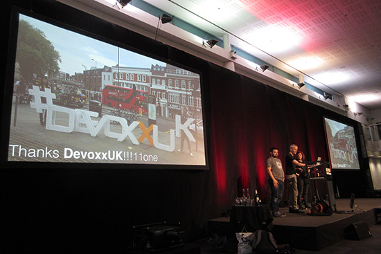 Keynote de clôture - Merci Devoxx UK!