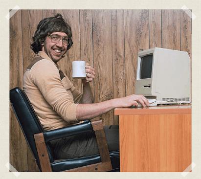 Ingénieur informaticien stéréotypé