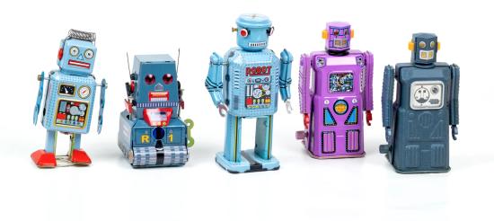 Bots - Photo by Eric Krull on Unsplash