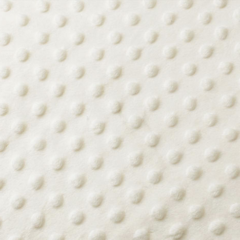 dimple chenille cream