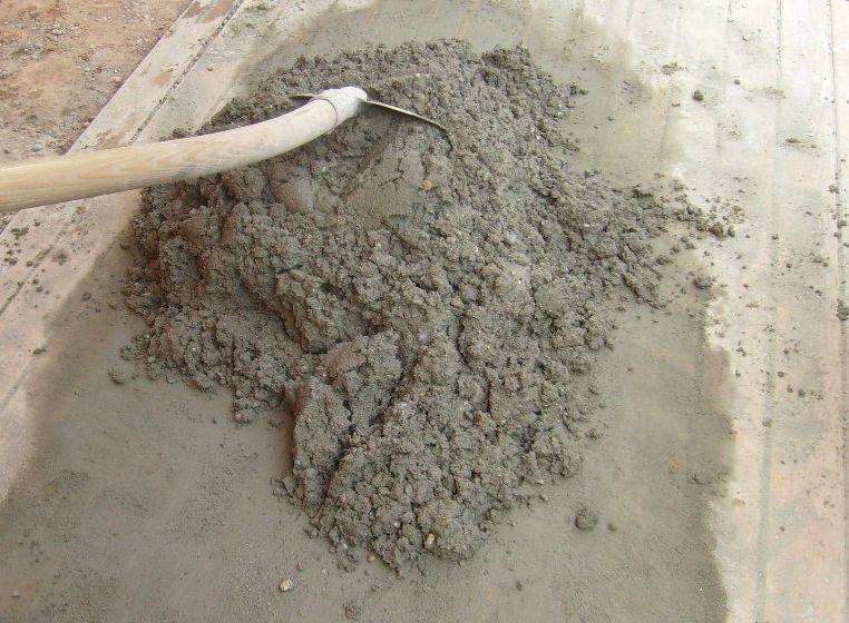 Mixing Cement In Lebanon