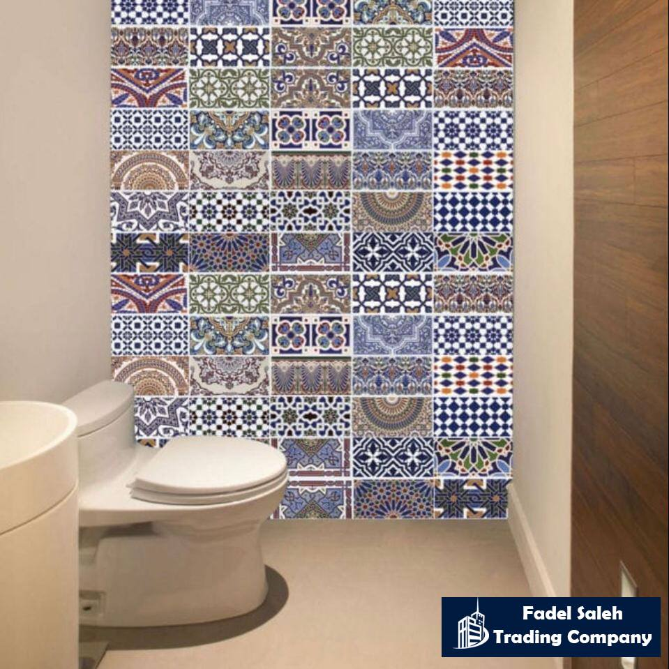 Mix Bathroom Wall Tiles in Lebanon