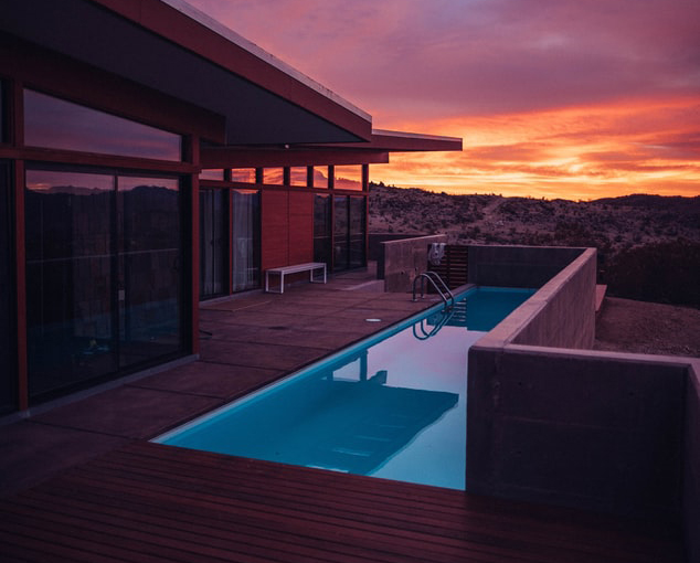Rooftop Jacuzzi in Lebanon