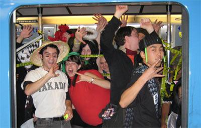 Metro party