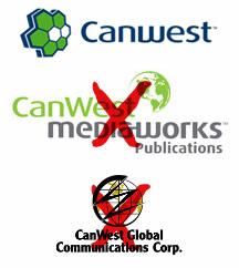 New Canwest logo