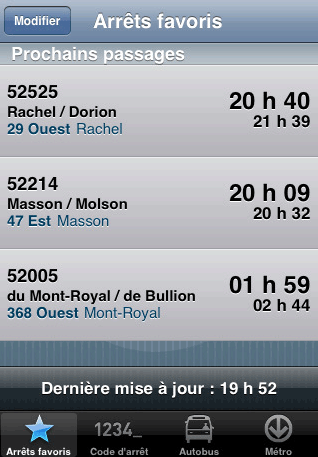 STM Mobile screenshot