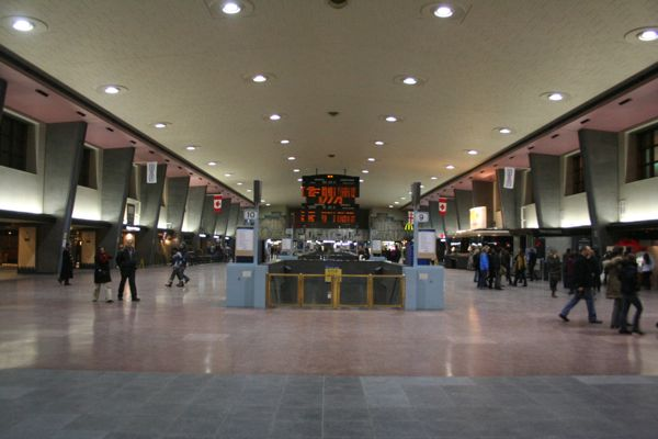 Central Station at 1am