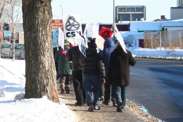 Journal picket
