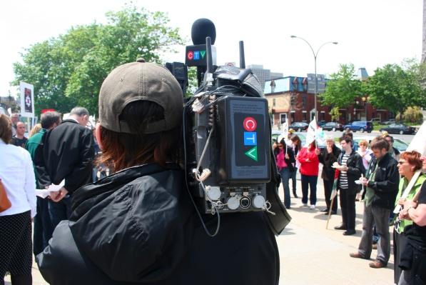 CTV cameraman