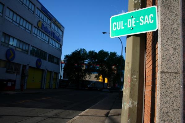 Rue de Beauharnois Est?