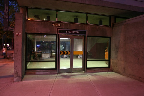 After: Main entrance
