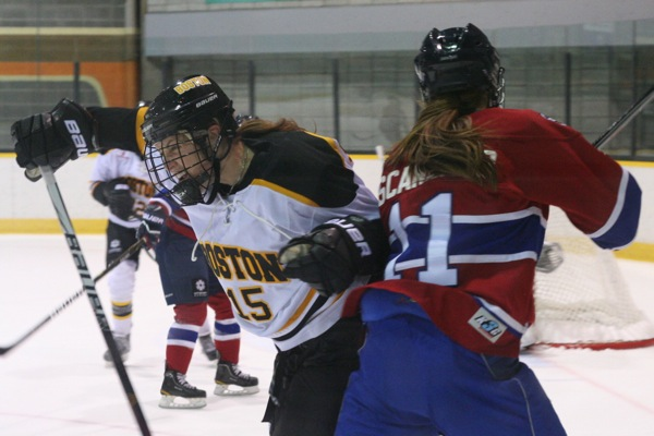 Who doesn't like a Montreal vs. Boston rivalry?